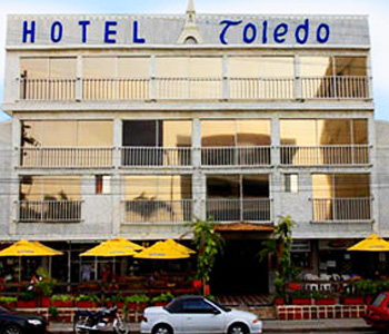 Hotel toledo colombia360 for Hotel toledo piscina